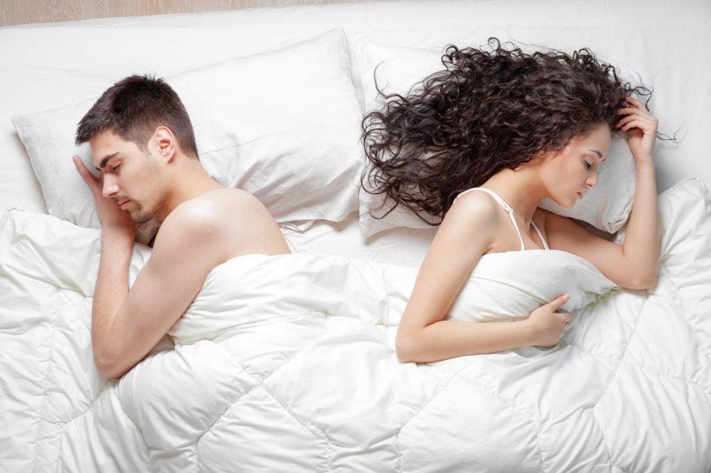 Zamanla cinsel isteksizlik sorunu başlar
