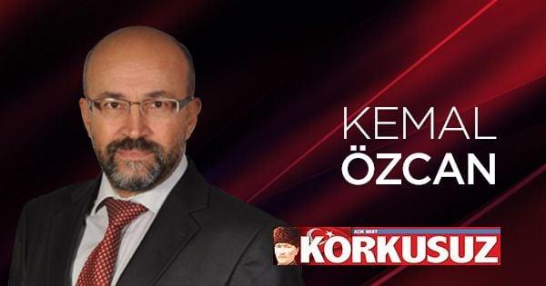 Korkusuz Gazetesi - Psk. Kemal ÖZCAN